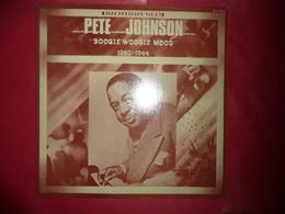 LP33 N°3929 - PETE JOHNSON - 510 114 - Blues