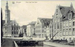 BRUGES - Place Jean Van Eyck - Série Bruges N° 70 - Brugge