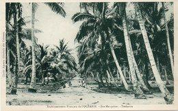 Etablissements Français De L'Océanie ; Iles Marquises . Teabaroa . - Polynésie Française