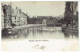 BRUGES - Quai De La Poterie - Brugge
