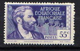 A.E.F. - N° 46** - PIERRE SAVORGNAN DE BRAZZA - A.E.F. (1936-1958)
