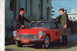 Honda 600S Cabriolet  -  1964  -  CPM - Passenger Cars