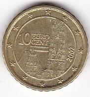 2002 Euro 0,10 - Autriche