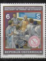 AUTRICHE   N° 1899  * *  Chirurgie Billroth - Medicina