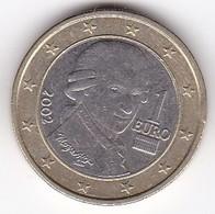 2002 Euro 1,00 - Autriche