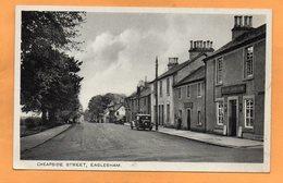 Eaglesham UK 1940 Postcard - Renfrewshire