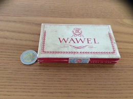 "Ancienne Boîte De Cigares Pologne ""WAWEL - CRACOVIA TOTIUS POLONIAE URBS CELEBERRIMA"" - Boites à Tabac Vides"