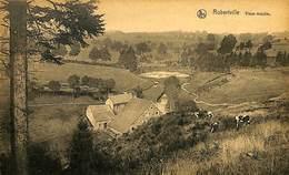 026 874 - CPA - Belgique - Robertville - Vieux Moulin - Waimes - Weismes