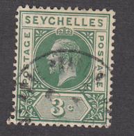 Seychelles 1912 3c  SG72  Used - Seychelles (...-1976)