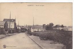 Nord - Maretz - Rue De La Gare - Altri Comuni