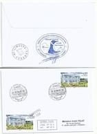 YT 596 Maison Orré - Gérant Postal De Martin De Viviès - Saint Pierre De La Réunion - FDC - FDC