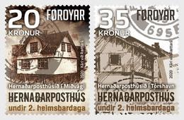 Faeroër / Faroes - Postfris / MNH - Complete Set Tweede Wereldoorlog 2020 - Faroe Islands