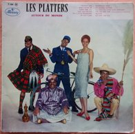 Les Platters Autour Du Monde , LP 33 Mercury 1958 - Blues