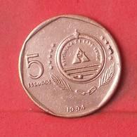 CAPE VERDE 5 ESCUDOS 1994 -    KM# 31 - (Nº35136) - Cape Verde