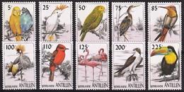 1997 Netherlands Antilles Birds Set (** / MNH / UMM) - Unclassified