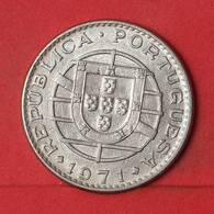 MOZAMBIQUE 20 ESCUDOS 1971 -    KM# 87 - (Nº35143) - Mozambique