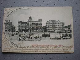 HEYST - LES HOTELS DU KURSAAL ET DE LA PLAGE 1900 - Heist