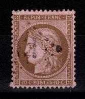 Ceres - YV 58 Oblitere TB Cote 18 Euros - 1871-1875 Ceres
