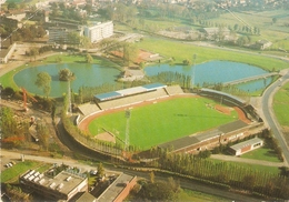 Waregem : Regenboogstation / Voetbal / Football / Voetbalveld Met Kalender 1973-74 Aan Achterzijde ( Zie Scan) - Waregem
