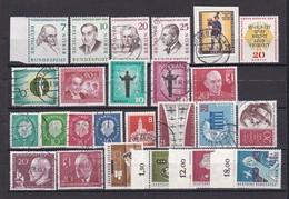 Berlin - 1957/60 - Sammlung - Postfrisch/Ungebr./Gest. - Gebraucht