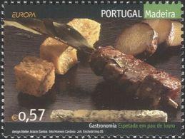 (!)  Timbre EUROPA CEPT De 2005  Thème La Gastronomie  MADERE MADEIRE  Y&T  240 Neuf(s) ** Mnh - 2005