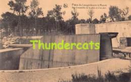 CPA PIECE DU LEUGENBOOM A MOERE SERVIES DES SITES DE LA GUERRE 1914-18 - Gistel