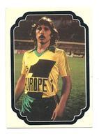 Carte Football 79' FC Nantes Oscar Victor Trossero - Trading-Karten