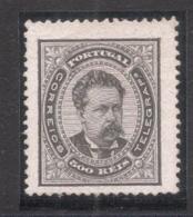 Portugal, 1884/7, # 64a Dent. 13 1/2, MH - 1862-1884 : D.Luiz I