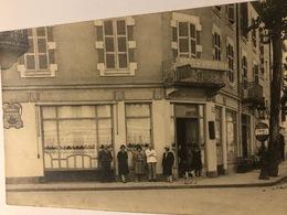 VICHY Allier 03 Carte Photo Hôtel De Bordeaux Siège De La Chéchia , Amicale Des Anciens Zouaves - Vichy