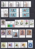 Berlin - 1983/84 - Sammlung - Eckrand/OR/UR/SR - Postfrisch - Berlin (West)