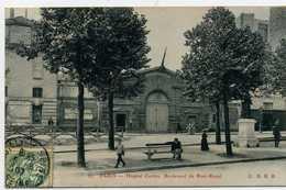 75 14è - PARIS - Hôpital Cochin, Boulevard De Port Royal - Arrondissement: 14