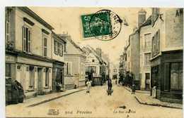 77 - PROVINS - Rue Du Val - Provins