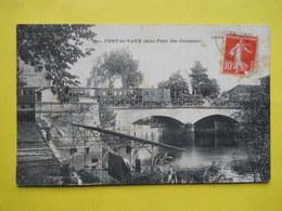 Pont De Vaux ,pont Des Cordeliers ,tramway - Pont-de-Vaux