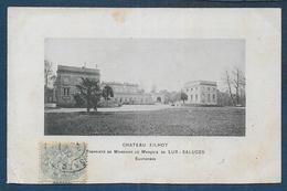Château FILHOT - Propriété De M. Le Marquis De LUR SALUCES - France