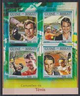S776. Guinea-Bissau - MNH - 2016 - Sports - Tennis - Sonstige