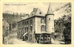 026 882 - CPA - Belgique - Hamoir - Le Nouvel Hôtel De Ville - Hamoir