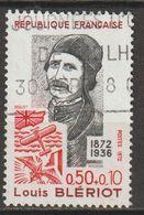 FRANCE : N° 1709 Oblitéré (Personnages Célèbres : Louis Blériot) - PRIX FIXE - - Usados