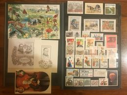 Czech Republic 2011 Year Set With Souvenir Sheets Basic MNH** - Tchéquie