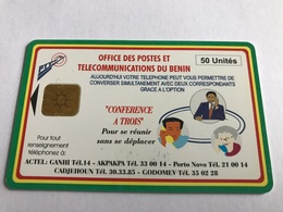 4:354 - Benin Chip - Bénin