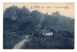 2A CORSE DU SUD - Les Gorges De Bavella - Non Classés