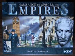 JEU DE SOCIETE - Naissance Et Apogée Des Empires - Edition Edge 2009 - Gezelschapsspelletjes