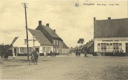 Ichteghem  -  Wijk Engel  -  Oogst 1931 - Ichtegem