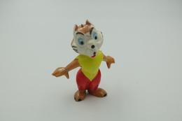 Vintage FIGURE : HEIMO Chip 'N' Dale Dale - 1960-70's - RaRe  - Figuur - Walt Disney Productions - PVC - Figurines