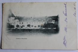 Chateau D'époisses - 1901 - France