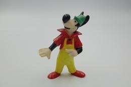 Vintage FIGURE : HEIMO Wolf - 1960-70's - RaRe  - Figuur - Walt Disney Productions - PVC - Figurines