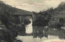 L'Ariège FOIX  Pont Du Diable Près De St Paul Labouche RV - Foix