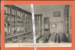 VISE  -  Collège St Hadelin  -  Cabinet De Physique Et De Chimie - Visé