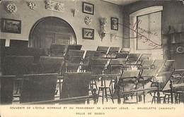 Brugelette - Ecole Normale Et Pensionnat Des Soeurs De L'Enfant Jésus - Salle De Dessin (prix Fixe) - Brugelette