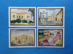 2002 ITALIA FRANCOBOLLI NUOVI ITALY STAMPS NEW MNH** TURISTICA - 6. 1946-.. Republic