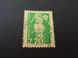 """1989-96 Oblitéré N° 2790    """" MARIANNE Du Bicentenaire,  2.20 """"     -  Net  0.40  """"    Clermont Ferrand """" - 1989-96 Marianne Du Bicentenaire"""